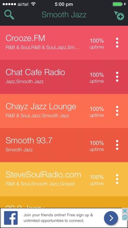 Smooth Jazz Radio Stations by Digendra Rajak