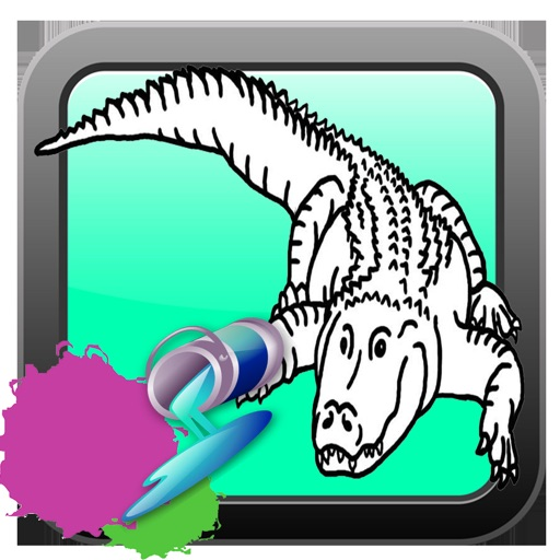 Alligator Game For Kids iOS App