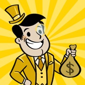 AdVenture Capitalist Hack Gold and Time (Android/iOS) proof