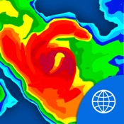 NOAA World Radar – Rain, Hurricanes & Weather