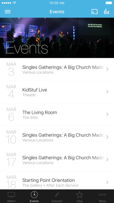 Buckhead Church On The App Store