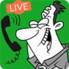 Juasapp Live - Live Funny Calls