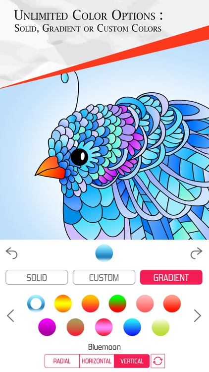 ARTFY - Adult Coloring Book & Recolor Color Books by Rezoan Shuvro