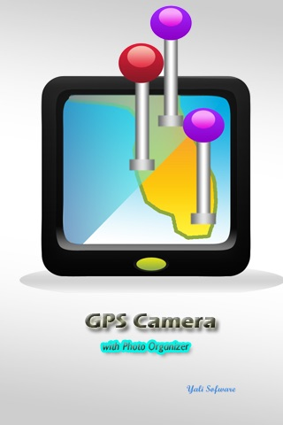 GPS Camera with photo organizer screenshot 1