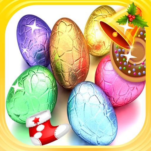 Surprise Colors Eggs Match Game For Friends Family iOS App