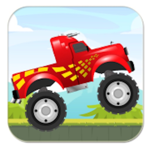 Monster Truck Journey Icon