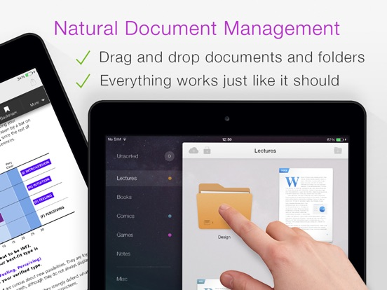 Pdf cabinet read annotate collaborate on the app store ipad screenshot 5 ccuart Images