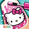 Salón de manicura Hello Kitty
