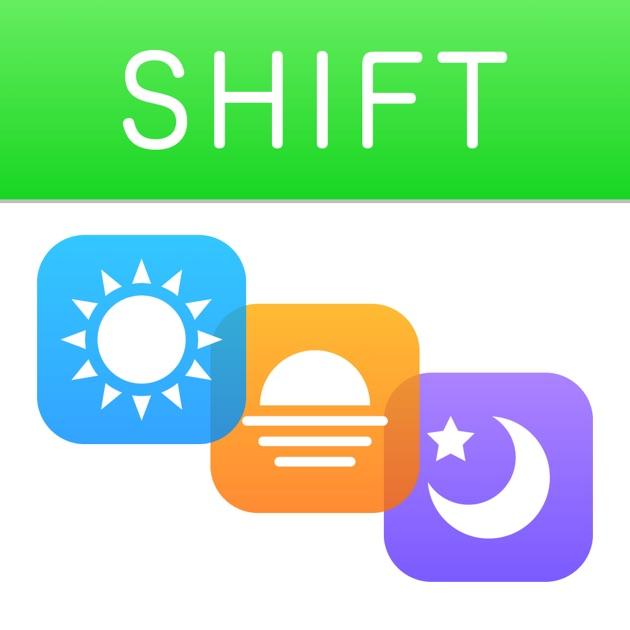 Shift Planning Calendar on the App Store