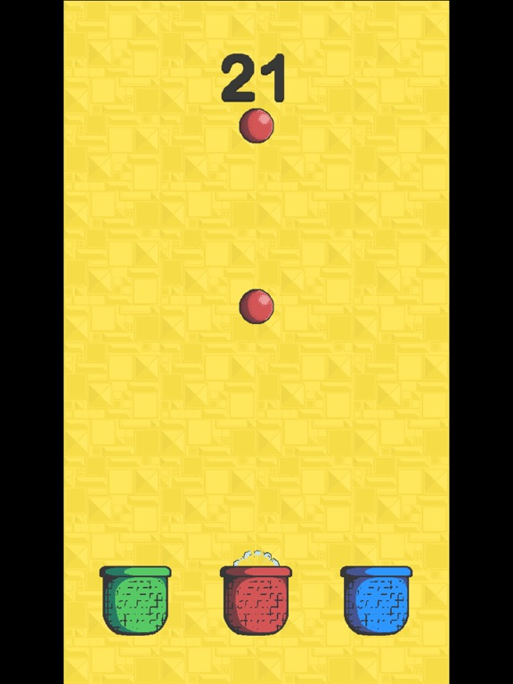 Catch a Color Deluxe - Casual Ball Dropping Game Screenshot