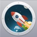 Walkr - Galaxy Adventure in Your Pocket icon