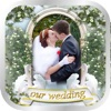 Elegant Wedding Photo Frames Album
