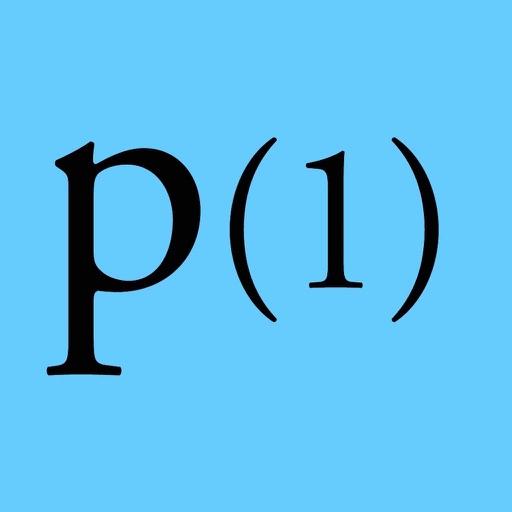 p(1) iOS App