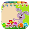 Kids Coloring Book For Bunny And Eggs Version Wiki
