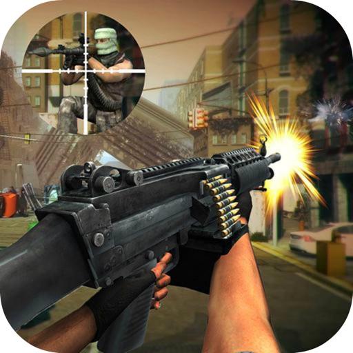 Anti Terrorist Counter Attack 3D iOS App