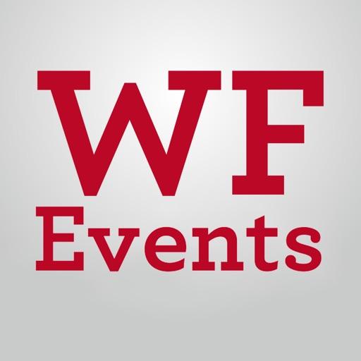 WF Events iOS App