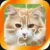 Jigsaw puzzle - cute cats