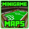 GAMES MAPS FOR MINECRAFT - PE ( POCKET EDITION )