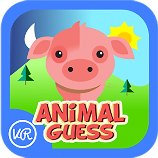 Animal Guess (Kids) iOS App