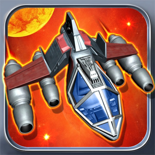 Space Falcon Reloaded iOS App