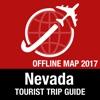 内华达州 旅遊指南+離線地圖