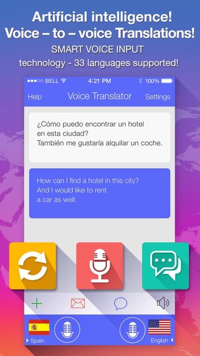 Voice Translate : translator Screenshots