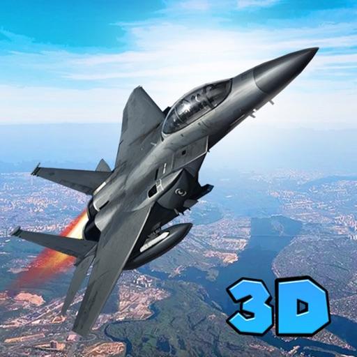 War Air Strike Attack: Jet Bombing Plane iOS App