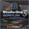 ASK Video - Workflow Course for Studio One  artwork