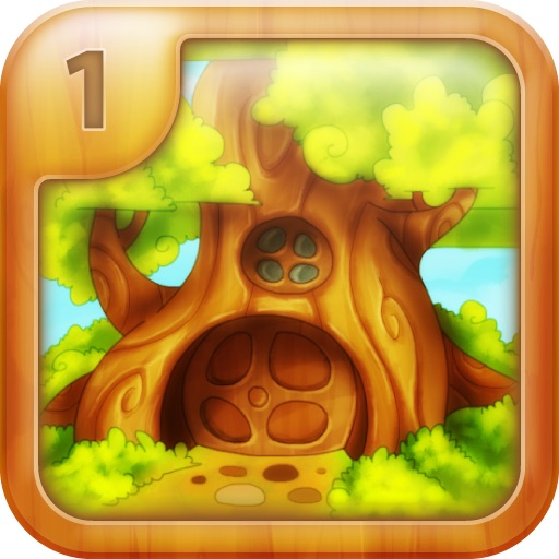 Smart Phonics Tree House 1 Lite iOS App