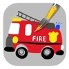 Kid Coloring Book Game For Fire Truck Version
