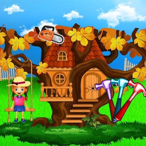 Treehouse repair & cleanup iOS App