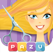 Girls Hair Salon - Hairstyle game for kids