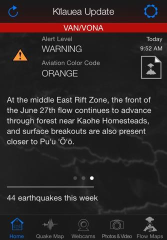 Kīlauea Update screenshot 1