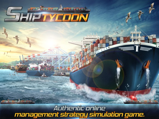 Ship Tycoon For iOS Drops To Free For The First Time