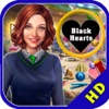 Hidden Objects : Black Hearts