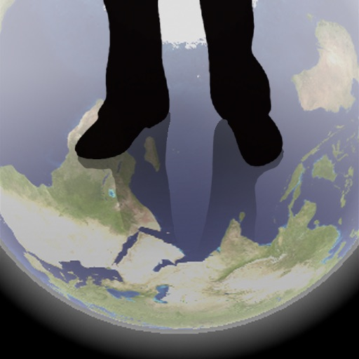 透明地球:Transparent Earth【有趣AR应用】