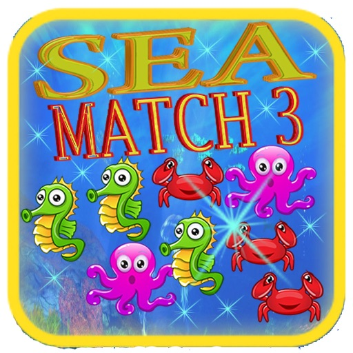sea animal matching games