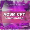 ACSM CPT Examination for Learning 3200 Flashcards Wiki