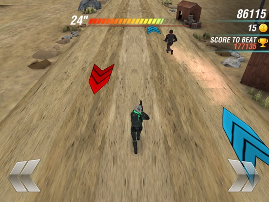 Screenshot #3 for Evil Force: Soldiers vs Monsters