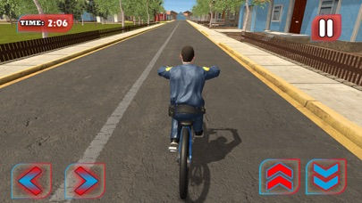 Screenshot #8 for Police BMX Rider: Crime