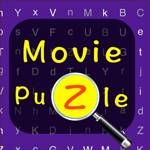Search Hollywood Movie Name - Word Search Puzzle