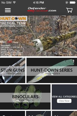 DefenderKnives screenshot 1