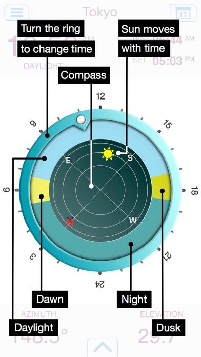 Orbit: Позиция солнцаСкриншоты 2