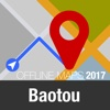 Baotou Offline Map and Travel Trip Guide