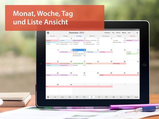 Calendars 5 – Kalender & Aufgaben Screenshot