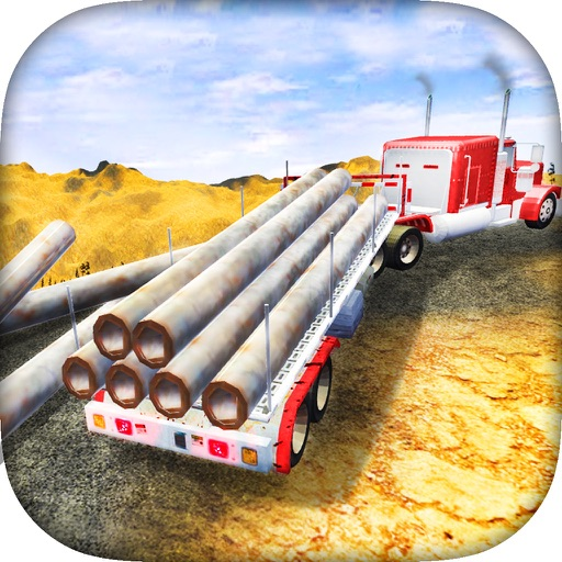 Truck Driving - Offroad & Hill iOS App