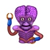 IPhone / iPad के लिए Brain MonsterMoji ऐप्स