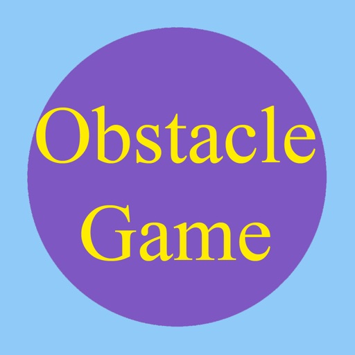 Obstacle Game iOS App