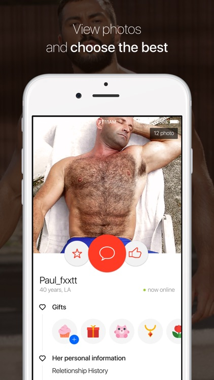 Bear Gay Dating