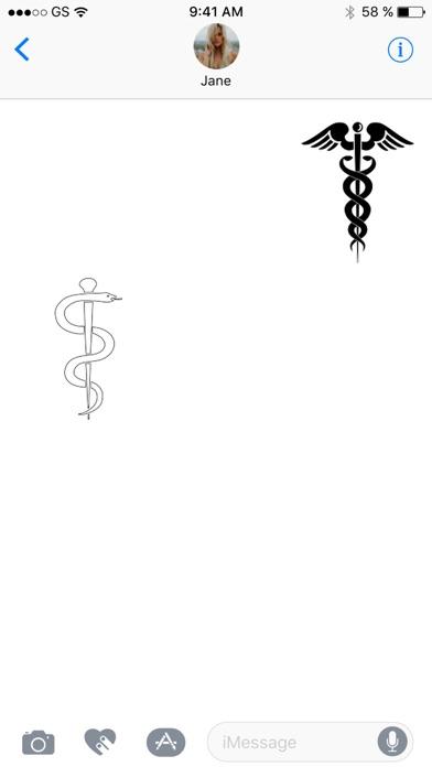 新医療ステッカーパックのスクリーンショット3